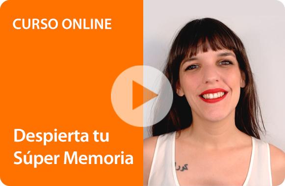 Curso online - Despierta tu Súper Memoria